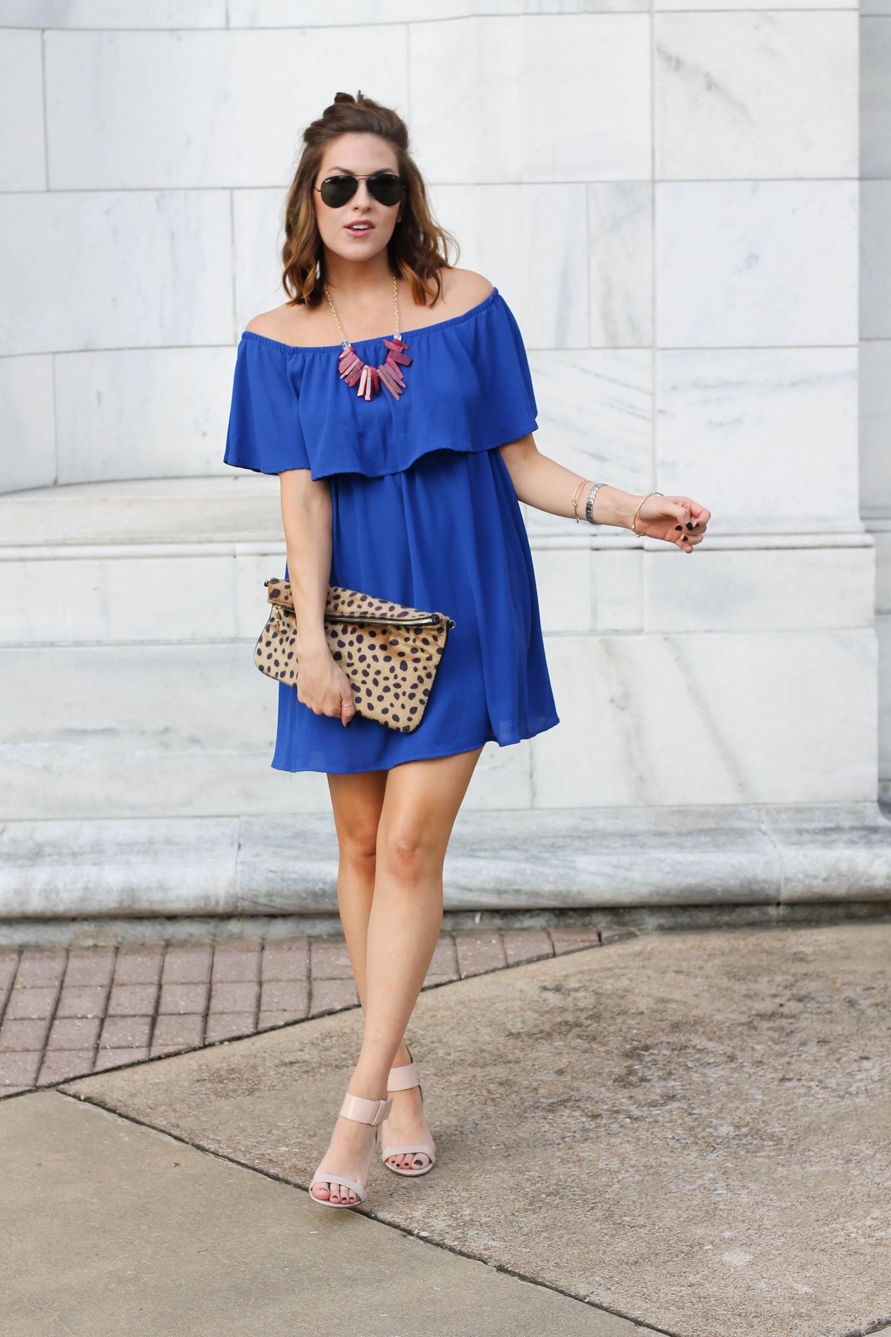 blue dress 5