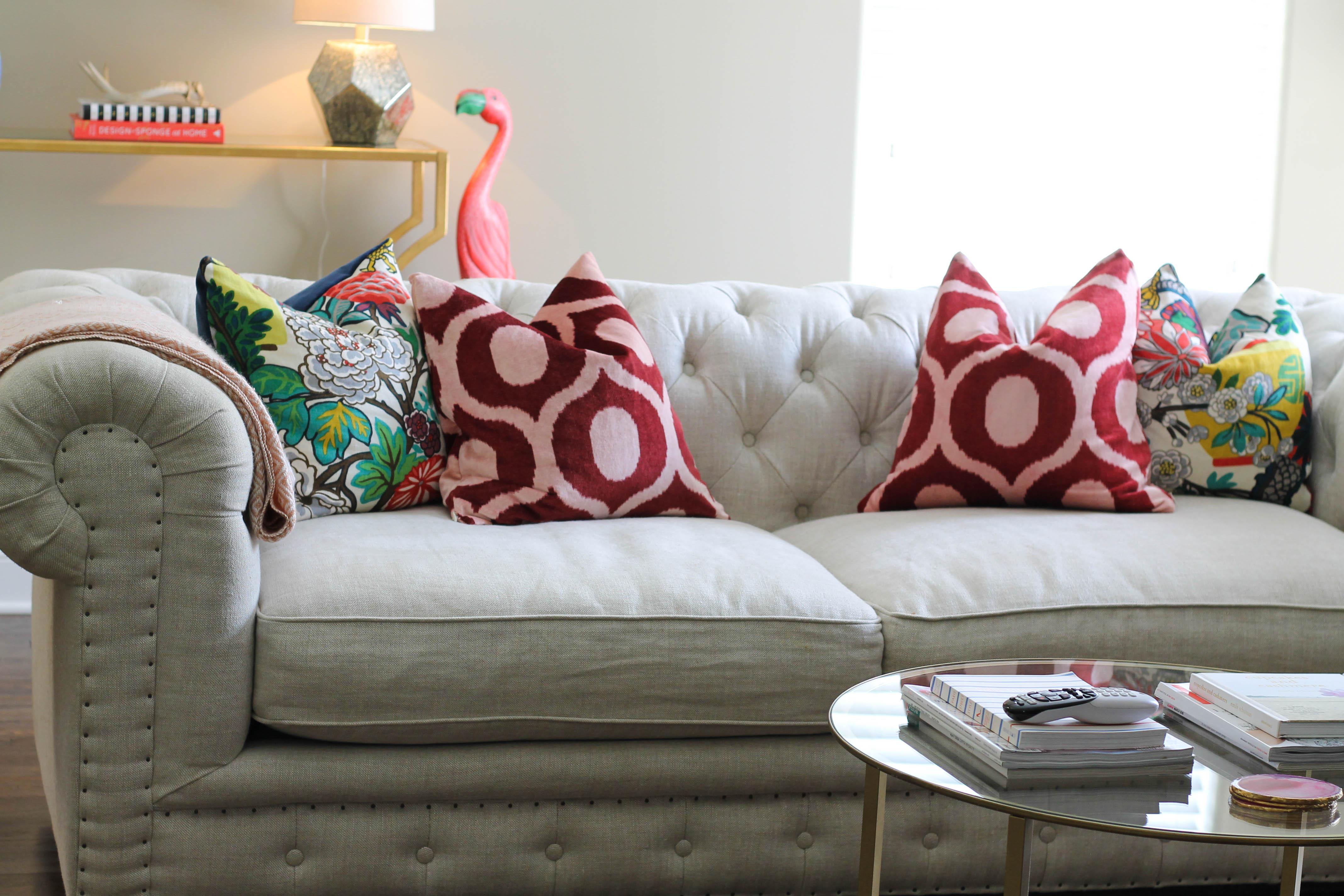 ecelctic living room 9
